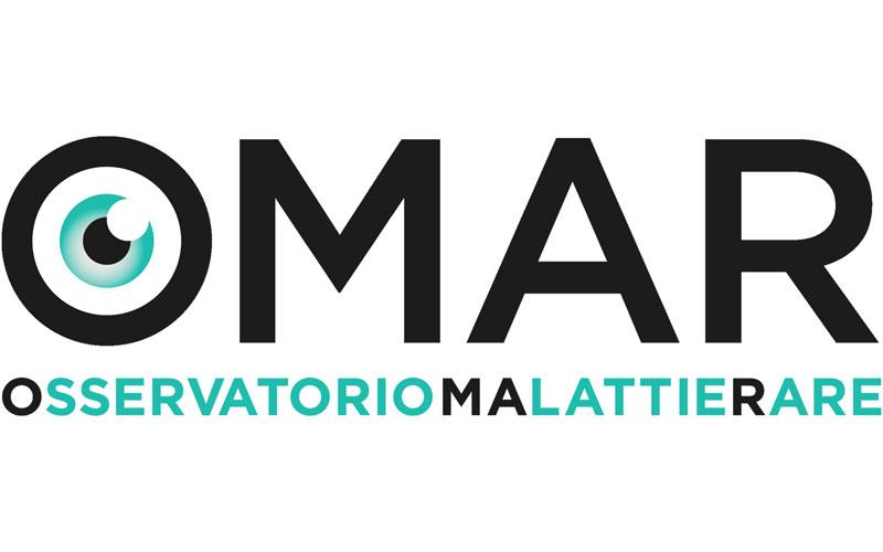 Logo OMaR Osservatorio Malattie Rare