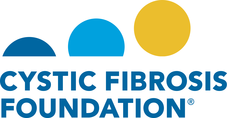logo Cystic Fibrosis Foundation