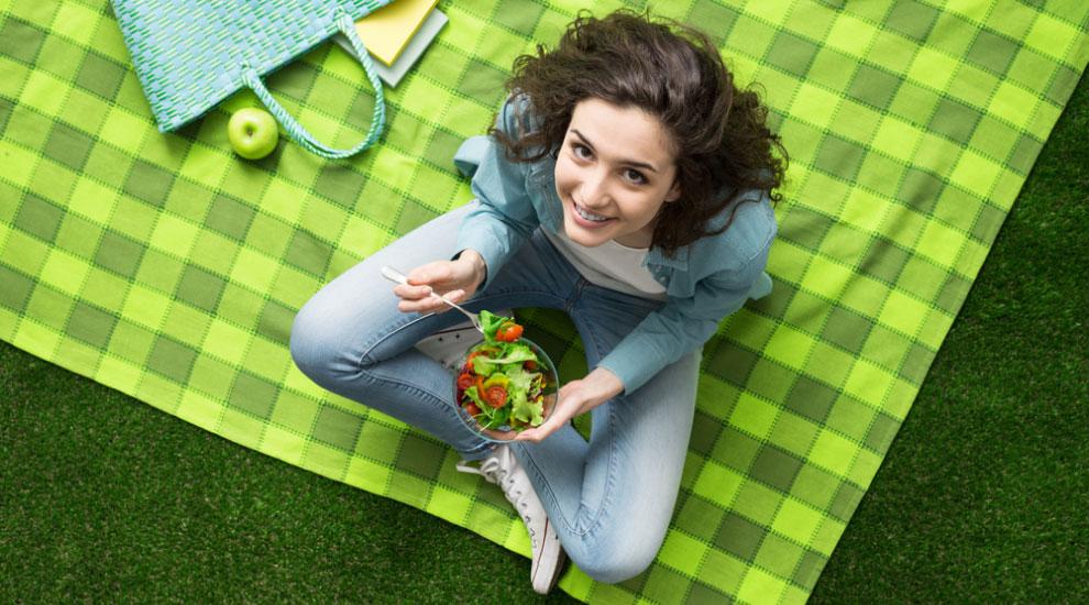 Fibrosi cistica alimentazione