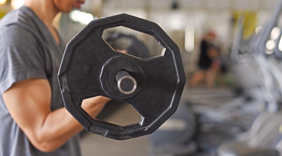 palestra e muscoli fibrosi cistica